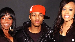 Bow Wow and the 105.3FM Girls