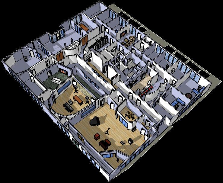 INTERACTIVE FLOOR PLANS   House Plans  amp  Home DesignsInteractive Floor Plan