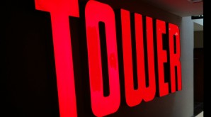 2010 10-08 Tower Sign at TS-005